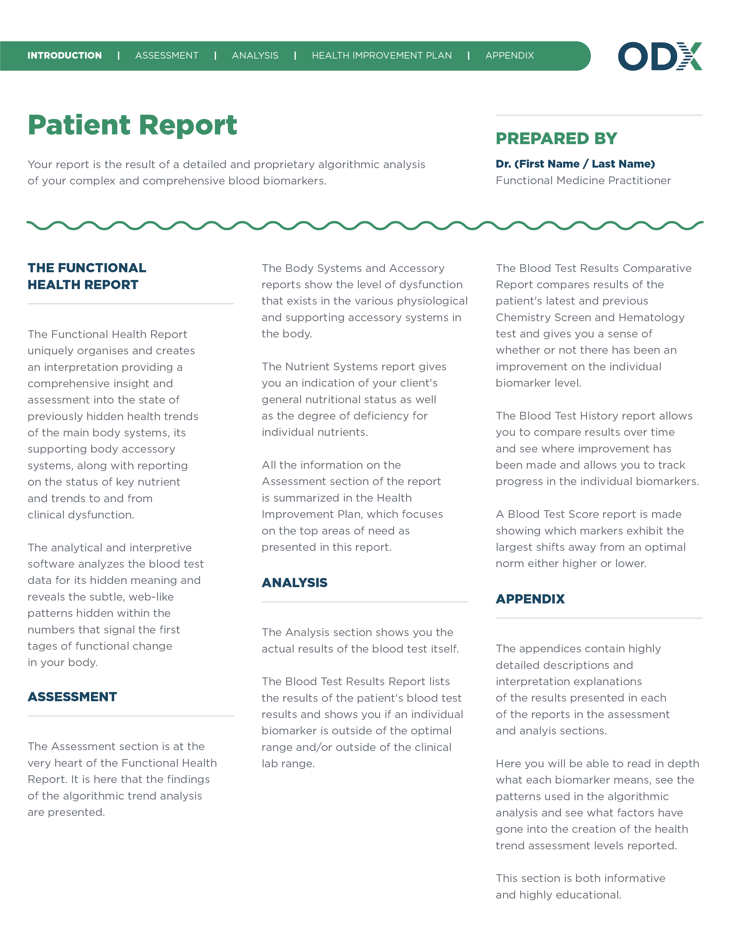 All Report Design for New Site_Patient Report-